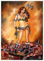 The Bloody Revenge by Chrisroma