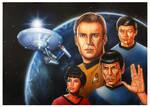 Star Trek - The Original Crew