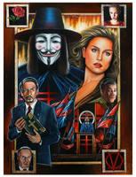 V For Vendetta by Chrisroma