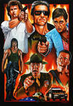 Back to the 'Movies Action 80's' (Version I)