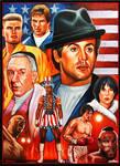Rocky Balboa Saga by Chrisroma
