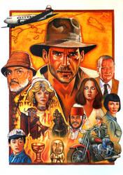 Indiana Jones Saga (Version II)