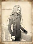 Albus in Durmstrang uniform