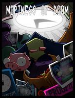 Invader ZIM - Mopiness of Doom by ReynaSteph93