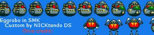 Egg Robo in SMK by CyberMaroon