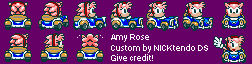 Classic Amy in SMK