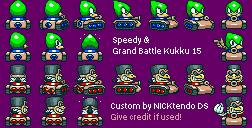 Battle Kukku Lords in SMK