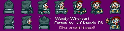 SMK Wendy Witchcart