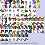 Pocket Monster Hunter, PokeMonHan