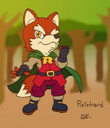 Reinhard the Fox, 2018 version