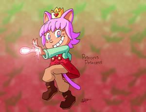 Princess Fantasy Catventure - Princess Princess