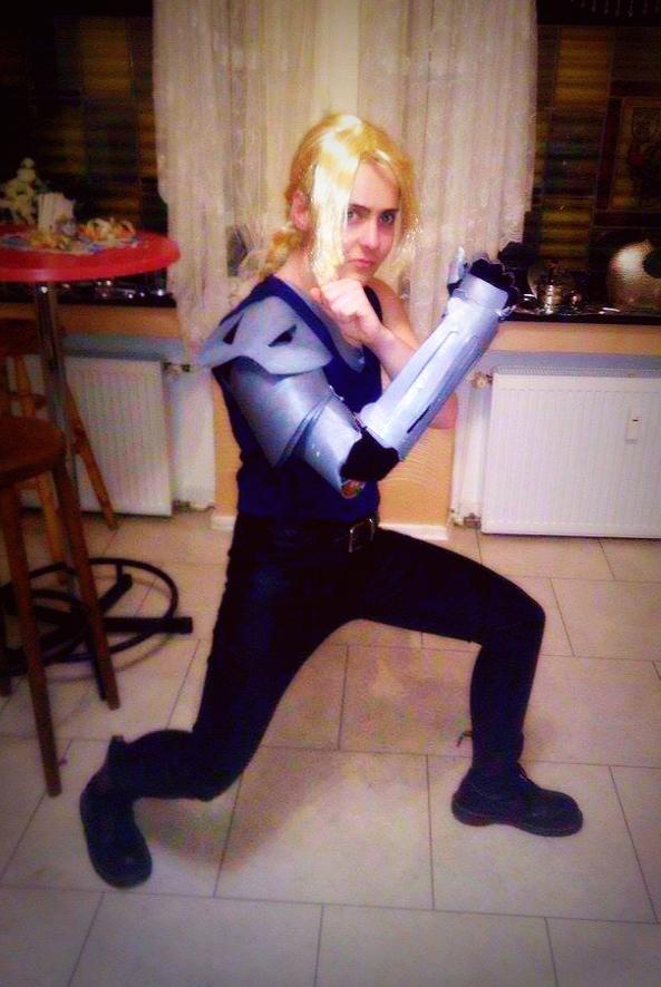 fullmetal alchemist cosplay by AjaKunoichi