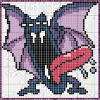 Golbat Pattern by takocos