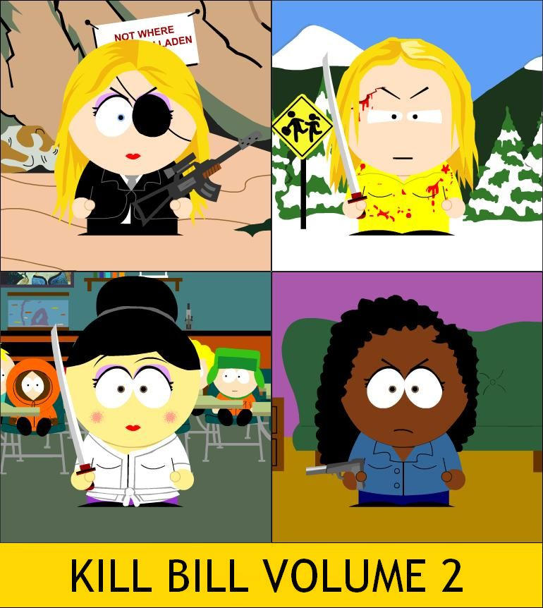 Kill Bill Vol. 2 SP by Tybaltia