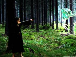 Odette versus the Monster