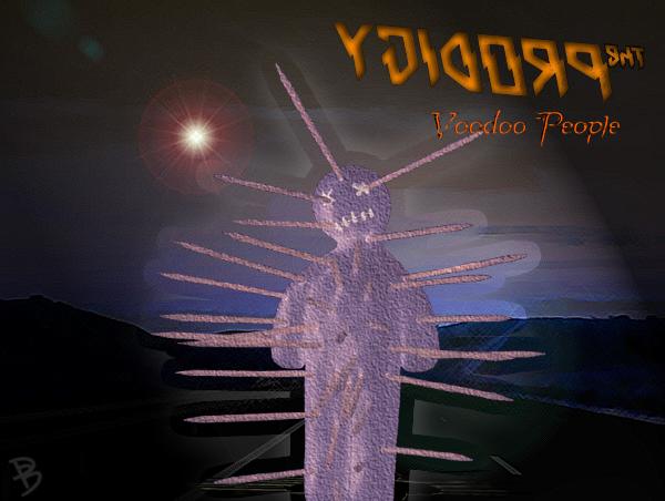 'Voodoo People' Alt. cover