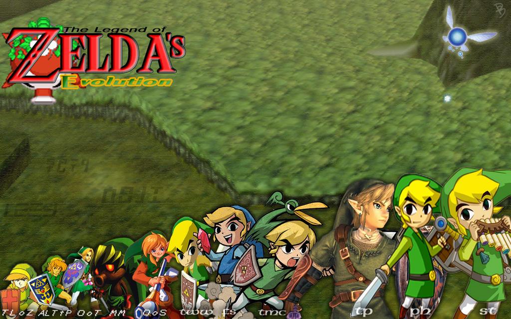 Zelda's Evolution