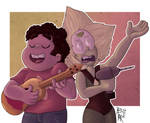 [Request] Steven and Peridot