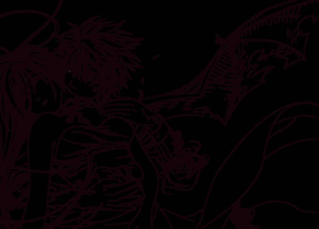 rosario vampire coloring pages - rosario vampire season ii tsukene vuelve moka san by