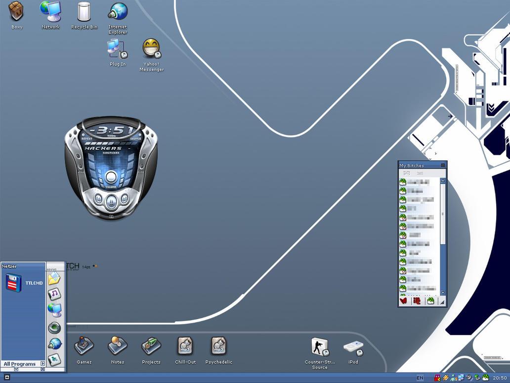 ma desktop by sabotage