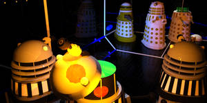 The Dalek Civil War
