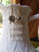 Crystal Earrings by Valley-of-Egeria