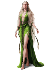 Elf female by Diablo7707