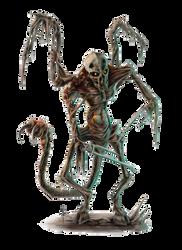 Tormented Bone Devil By Jamesjkrause-render by Diablo7707