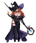 Ma-ho-witch1 render