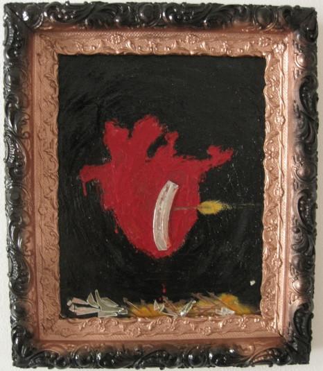 broken heart by JFuchs