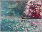 Ocean and the cherrytree