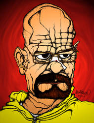 Breaking Bad: Walter White by meatheadsux