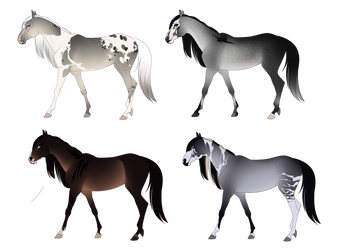 Horse Adopts! Batch Two (CLOSED)
