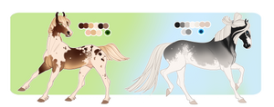 Equine Flat Sale (SOLD) by Muertia-Adopts