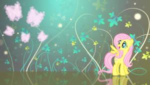 Fluttershy amazing Wallpaper