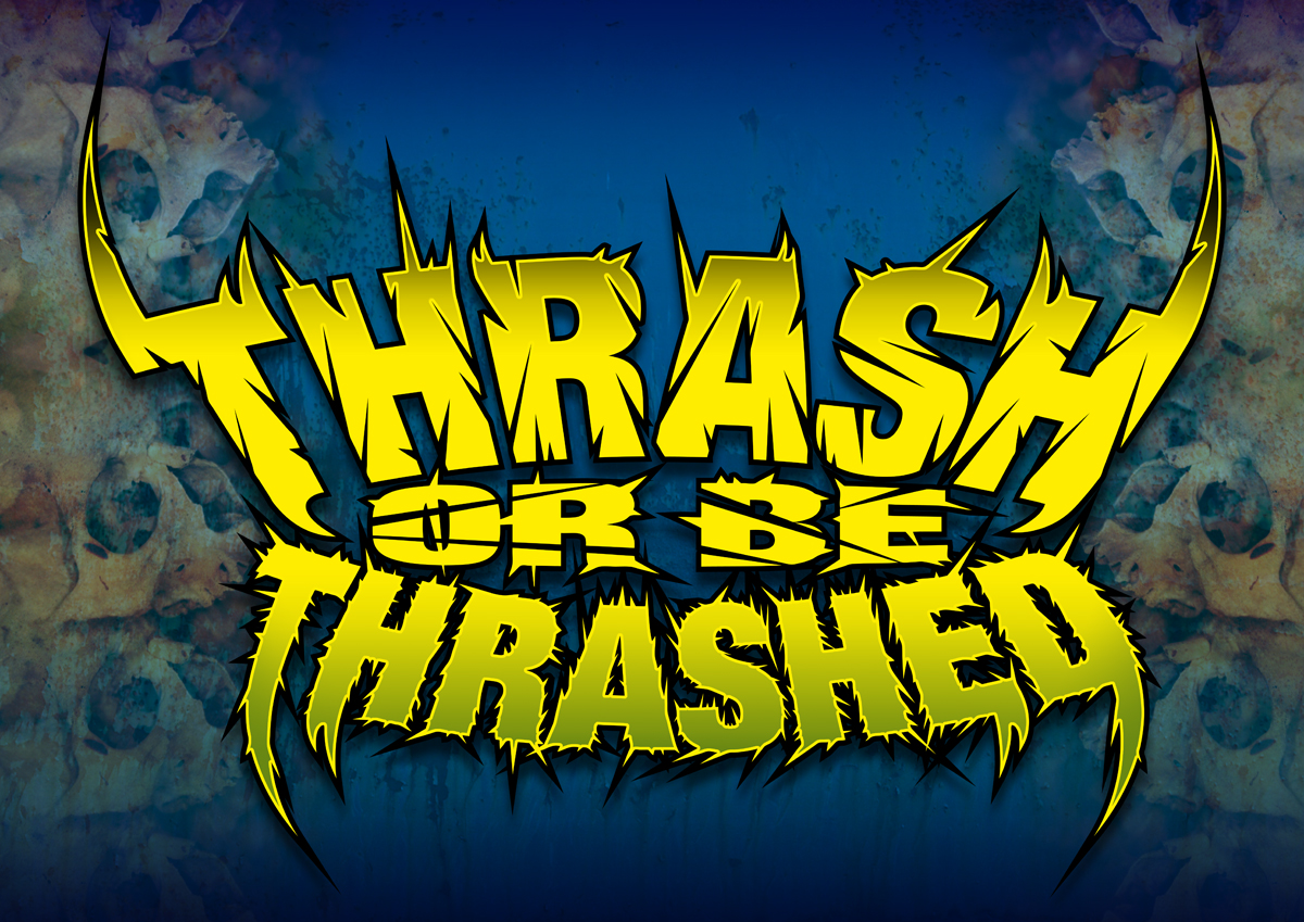 Album Artworks, Logos, Shirt Designs, Graphics, death ... |Thrash Metal Band Logos