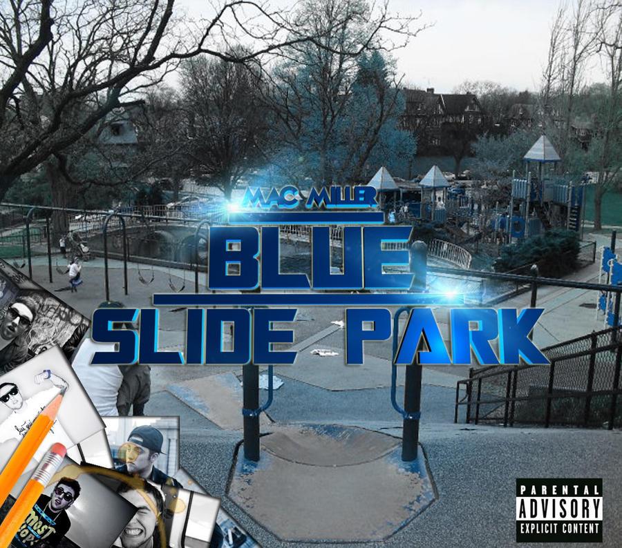mac miller blue slide park by xir0b on deviantart