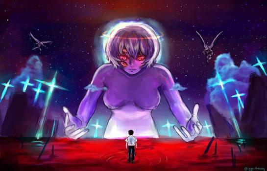 Third impact Evangelion