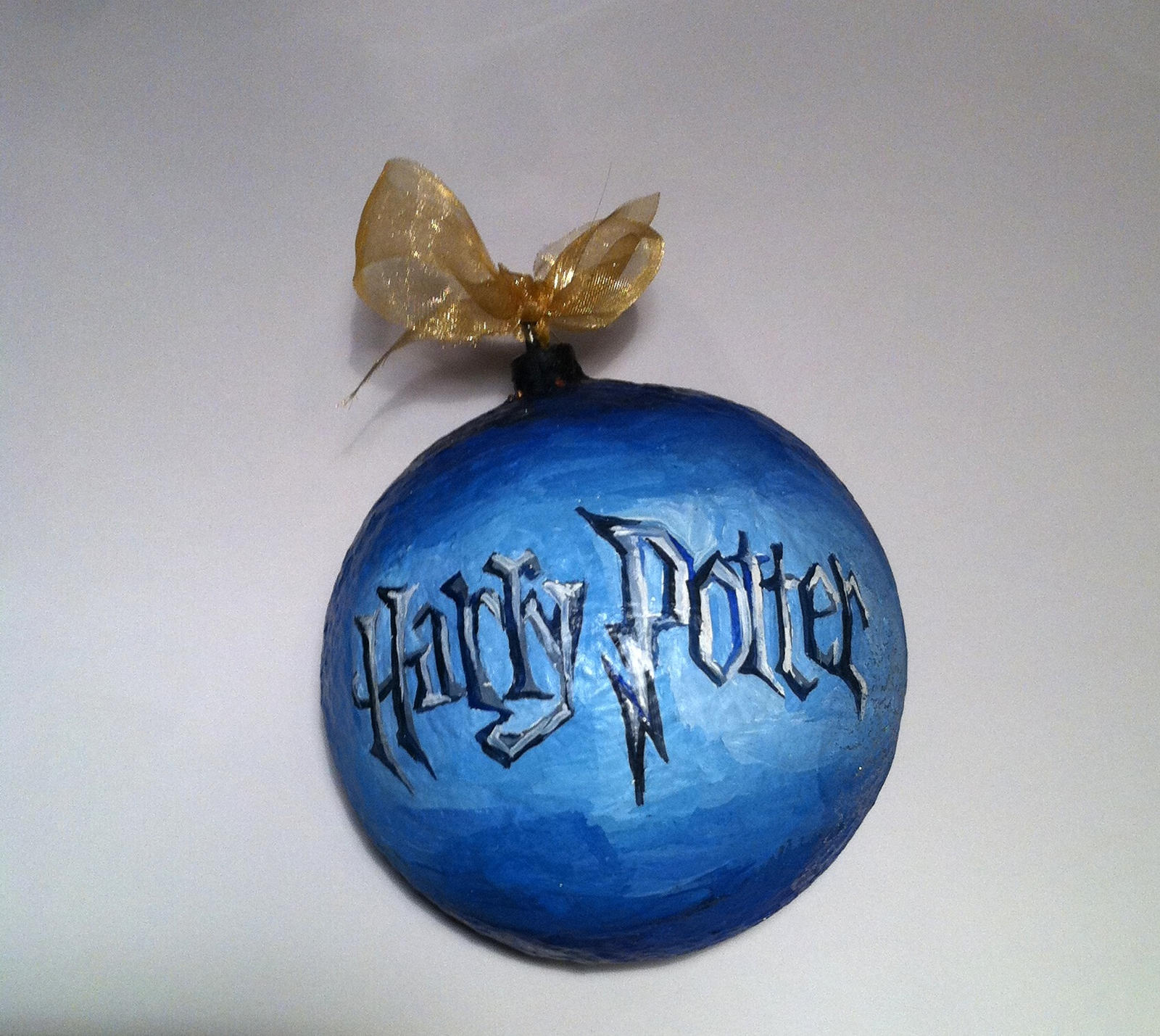 Harry potter christmas gift 1 by kapustinaelizaveta on for Harry potter christmas present ideas