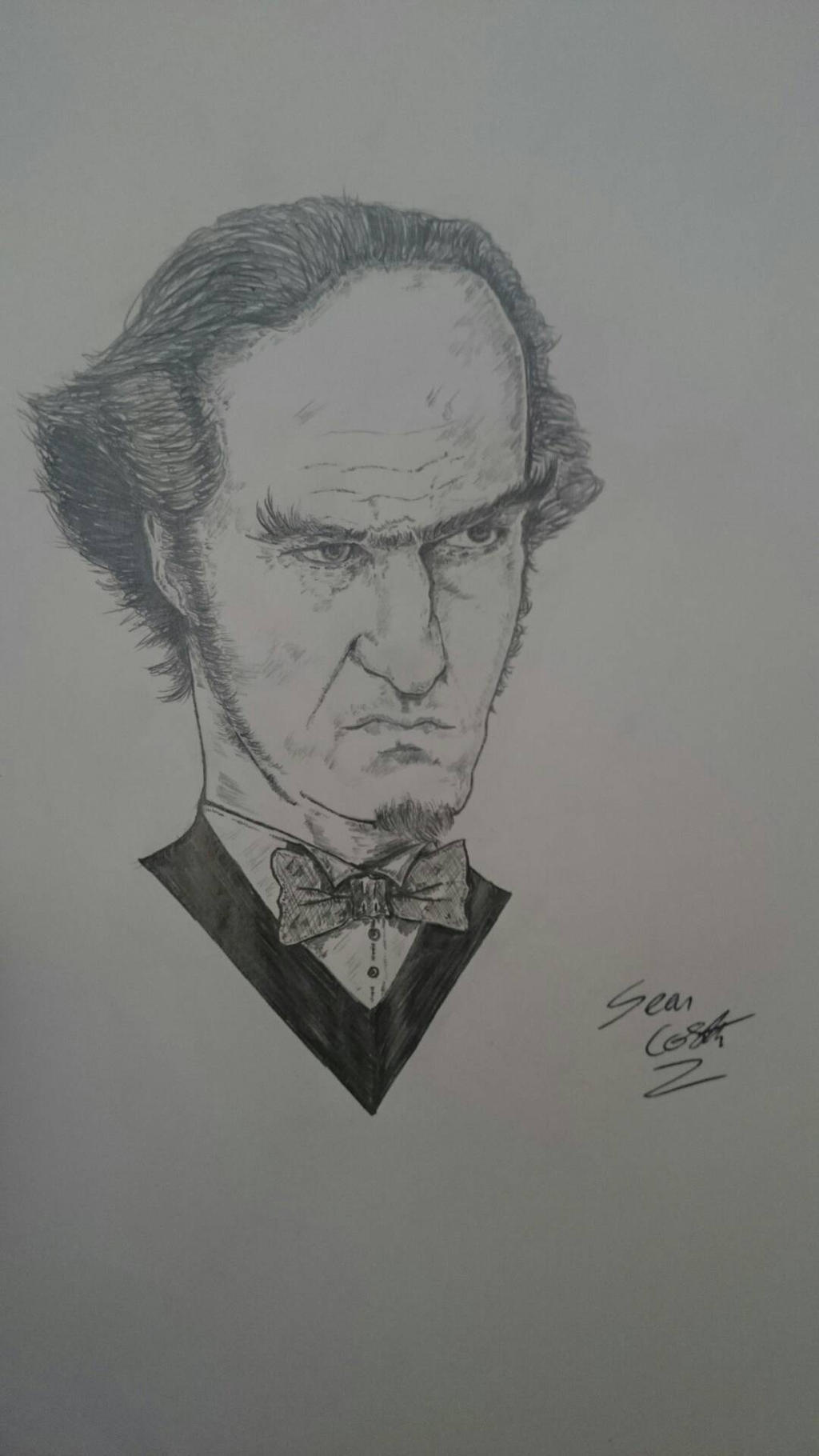 count olaf by SeanCostin26 on DeviantArt