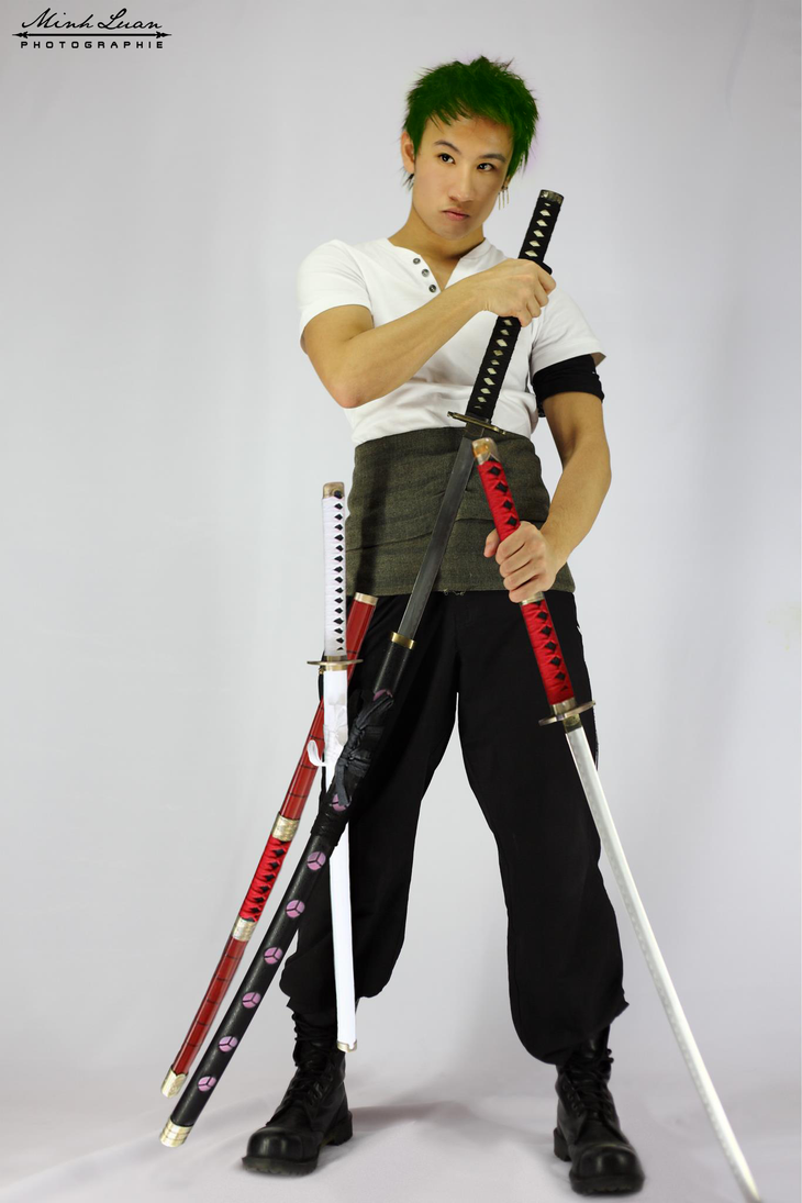 Roronoa Zoro Swords Cosplay cosplay Zoro Ro...