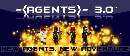 Agents 3 Logo by FireEmblemBZP