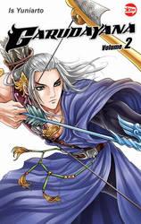 Cover Garudayana vol 2 by vanguard-zero
