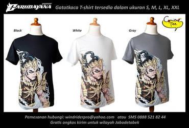 Tshirt Gatotkaca Garudayana