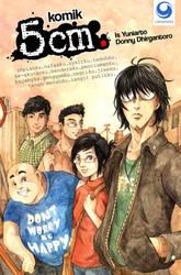 5cm comic cover