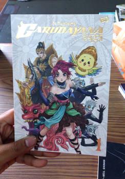 Garudayana Saga volume 1