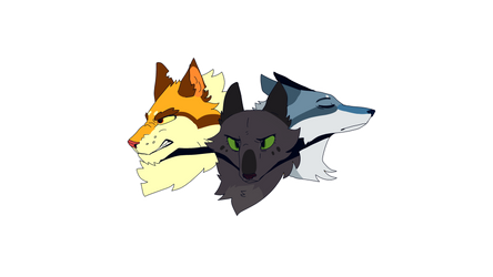 Power of Three (wolves version)
