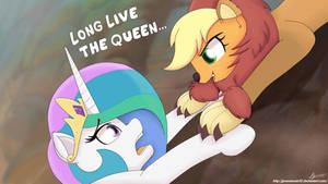 Long Life for Applejack