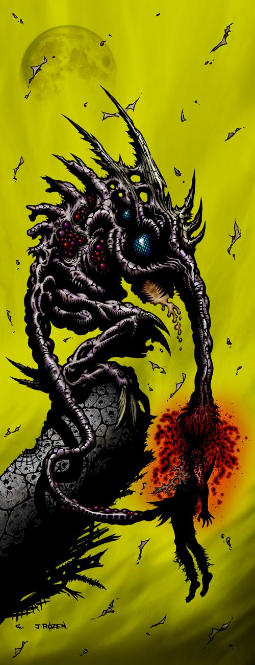 Brain Food by J-ROZEN-COMICS