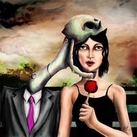Imaginary Wife by AmokDreams